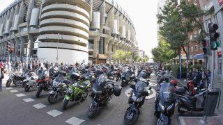 Inmediaciones del Santiago Bernabéu /Gtres