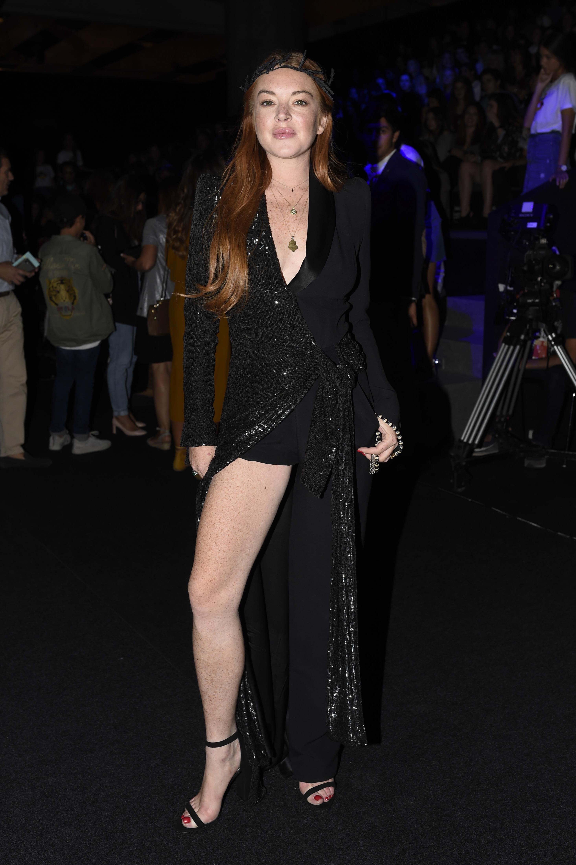 Lindsay Lohan Malne
