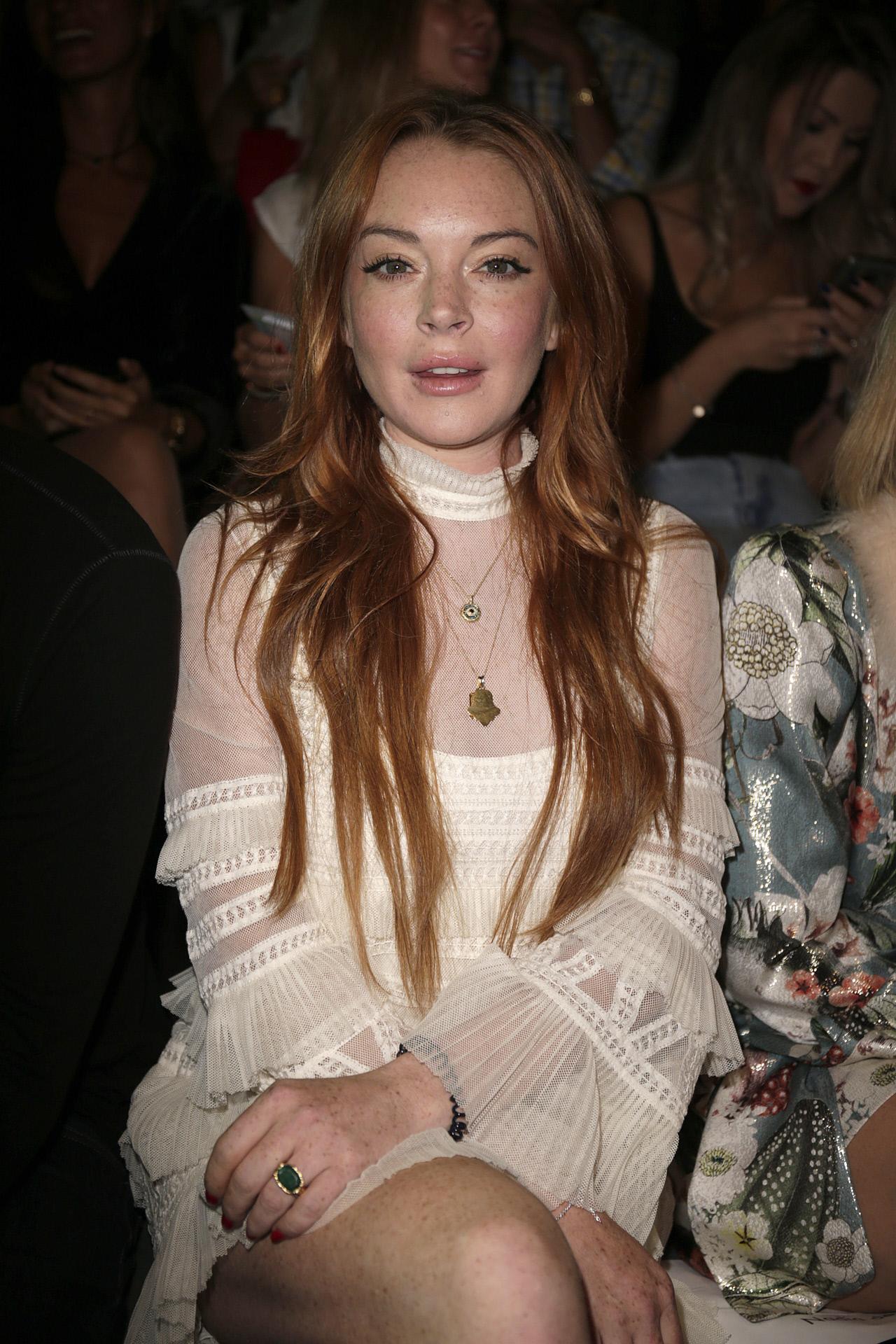 Lindsay Lohan Teresa Helbig
