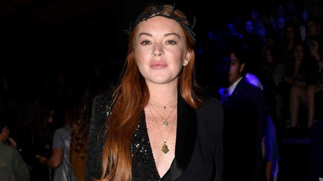 Lindsay Lohan MBFWM 2017