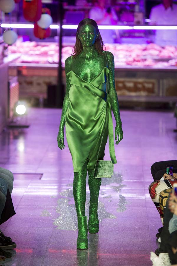 MBFWM Fashion Week Madrid Desfiles Fin de Semana