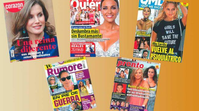 Revista de prensa del lunes 18 de septiembre