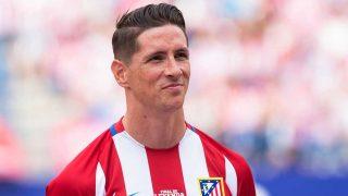 En un horizonte más lejano queda su vuelta al Atlético de Madrid, un objeto de deseo por parte de una afición que le venera, que le tiene como hijo pródigo y también del propio Fernando