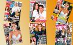 La boda de Ana Boyer y Fernando Verdasco centra la atención del quiosco