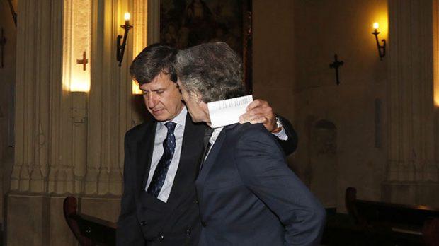 Cayetano Martínez de Irujo y Alfonso Díez