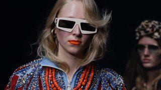 Gucci Colección Primavera-Verano 2018 (Milan Fashion Week). / Gtres