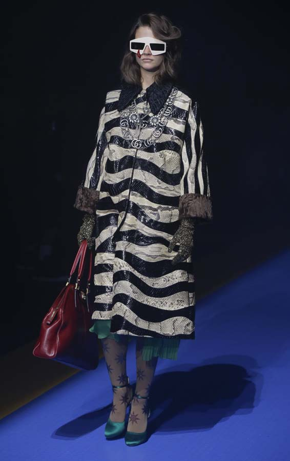 Gucci Desfile Milan Fashion Week
