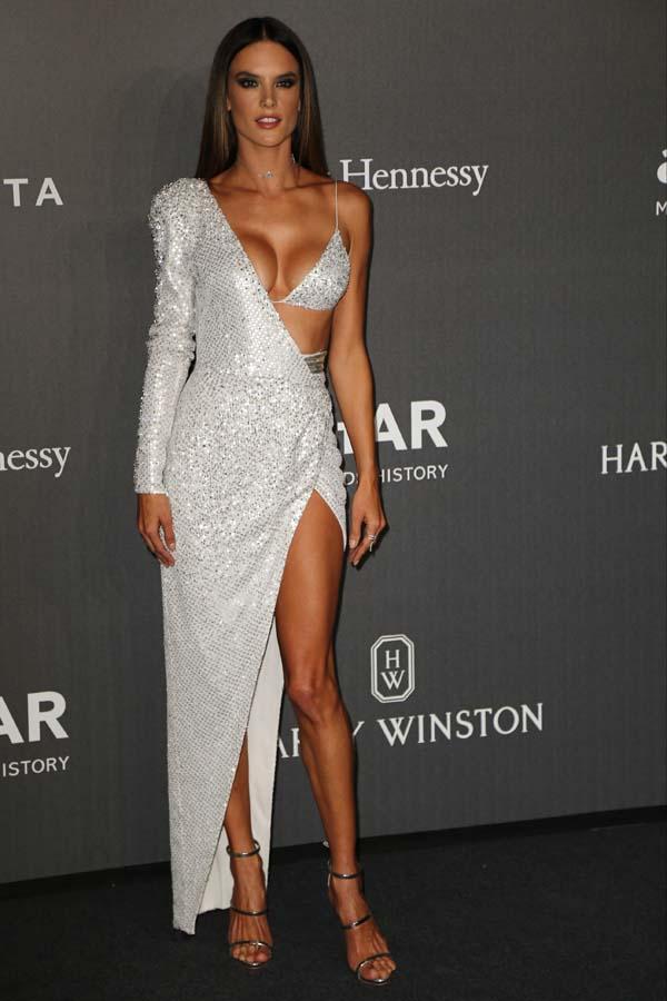 Looks Gala amfAR Milan Fashion Week