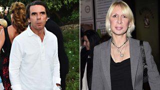 José María Aznar y su sobrina Aran Aznar en imágenes de archivo / Gtres