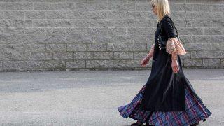 Street style de la Milan Fashion Week. / Gtres