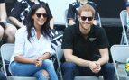 Así ha sido la primera aparición como pareja del príncipe Harry y Meghan Markle