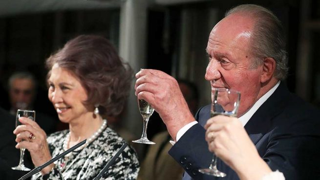 Reyes Don Juan Carlos I y Doña Sofía