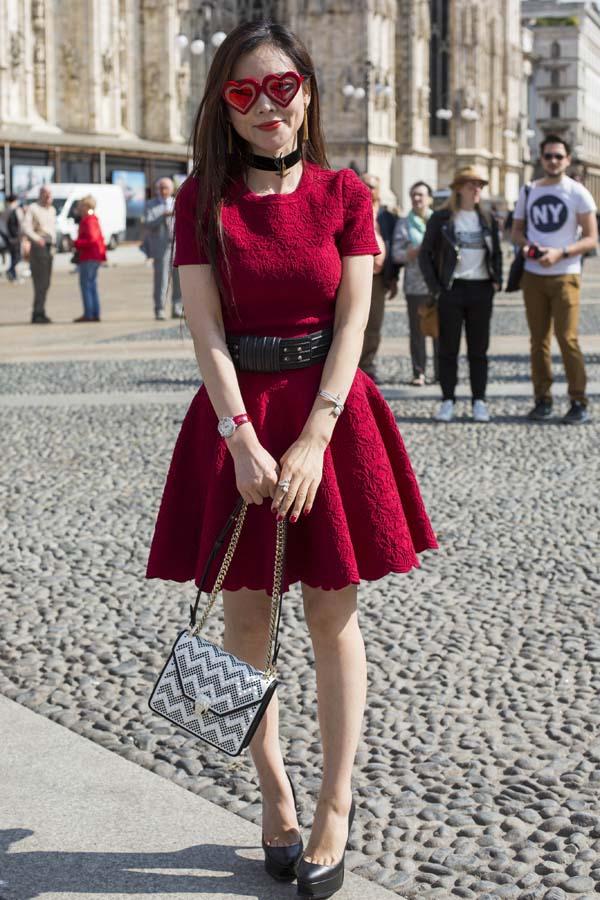 Street Style Milan Fashion Week 2017