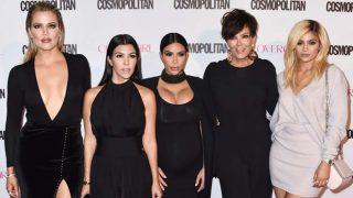 Las mujeres del clan Kardashian / Gtres