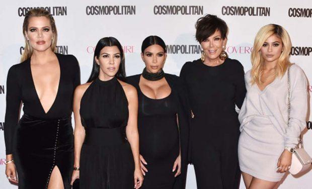 Las mujeres del clan Kardashian