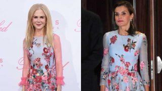 GALERÍA: Todos los looks de Nicole Kidman que han servido de inspiración a Letizia / Gtres