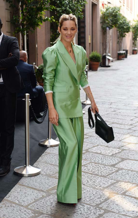 Los mejores 'beauty looks' de Marion Cotillard en 15 imágenes