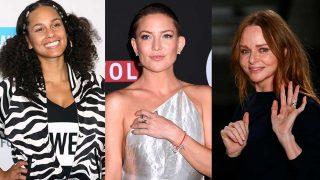 Alicia Keys, Kate Hudson y Stella McCartney / Gtres