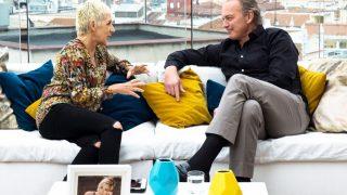 Ana Torroja durante su entrevista en 'Mi casa es la tuya' /Mediaset
