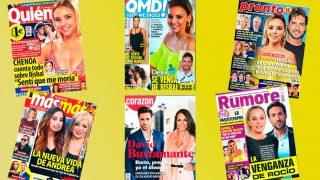 Revistas del lunes 02 de octubre de 2017