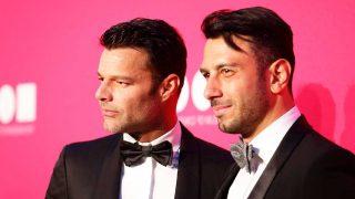 Ricky Martin y Jwan Yosef, en una imagen de archivo / Gtres