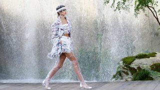 Chanel Primavera-Verano 2018 Paris Fashion Week