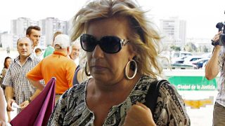 Llegada al juzgado de Marisol Yagüe el 12/06/2012 – Gtres