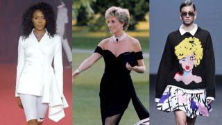 Diana de Gales inspira la pasarela / Gtres