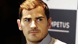 El futbolista Iker Casillas / Gtres