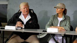 Donald Trump y Melania Trump. / Gtres