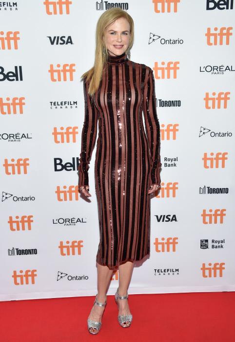 Nicole Kidman Vestido Nina Ricci