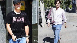 Froilán cambia radicalmente de estilo con respecto a su primer día de universidad / LOOK