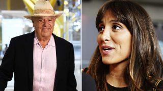 Carlos Falcó y su hija Tamara / Gtres