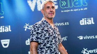 Sergio Dalma, en un acto promocional con Cadena Dial / Gtres