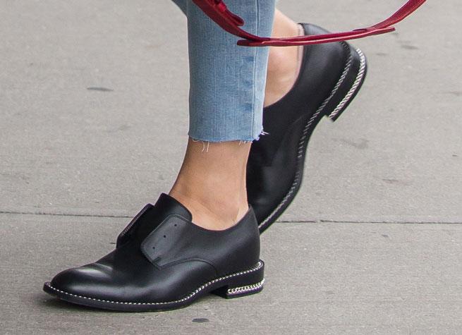 Olivia Palermo Zapato masculino
