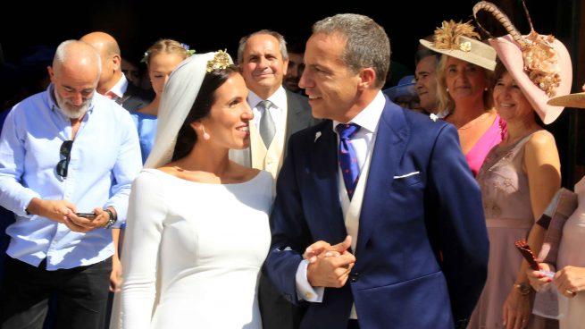 Cristobal Soria y su mujer Ana