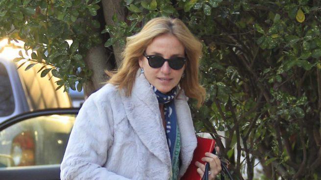 "Mariola Orellana, esposa de Antonio Carmona: ""No evoluciona tan rápido como nos gustaría"""