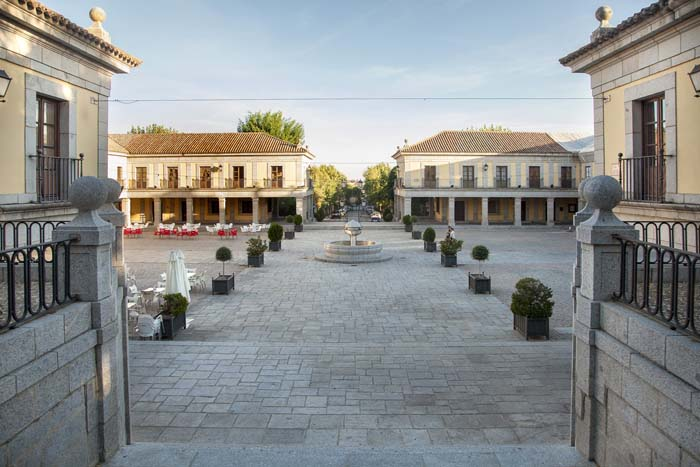 Plaza Mayor de Brunete