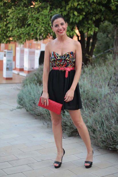 Durante la 080 Barcelona Fashion Week el pasado mes de junio / Gtres