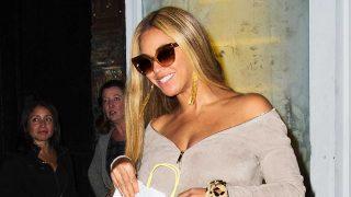 Beyoncé por las calles de Nueva York en septiembre de este año / Gtres