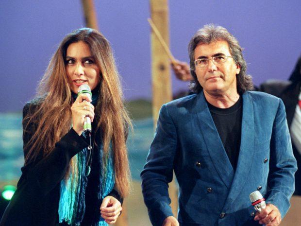 Romina y Albano en una imagen de archivo / Gtres