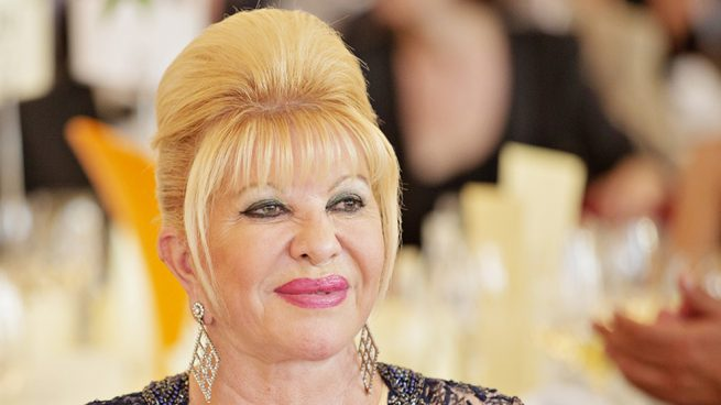 "Ivana Trump: ""Soy la primera esposa, así que… soy la primera dama"""