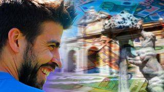 GALERÍA: Piqué, un hombre de negocios / Gtres