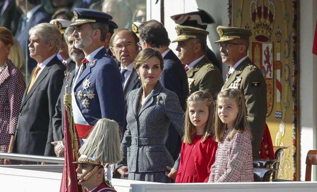 Letizia dia hispanidad 2017