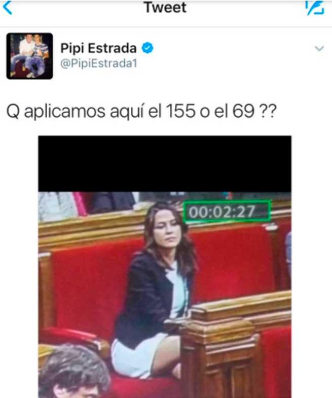 Pipi Estrada Twitter