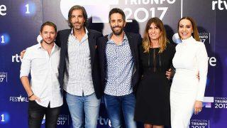 Roberto Leal, Mónica Naranjo y demás caras conocidas de la nueva edición de OT 2017 / Gtres