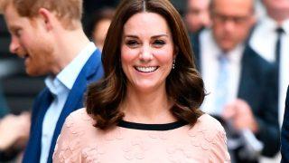 La Duquesa de Cambridge, radiante durante su tercer embarazo / Gtres