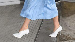 GALERÍA: El zapato blanco invade los escaparates / Gtres