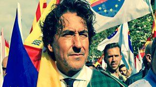 La carta de Álvaro de Marichalar en imágenes / Foto cedida  por Álvaro de Marichalar