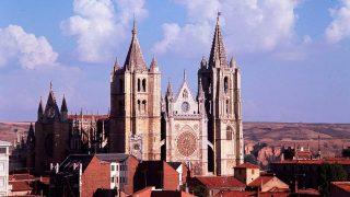 Vista de la catedral de León / Gtres